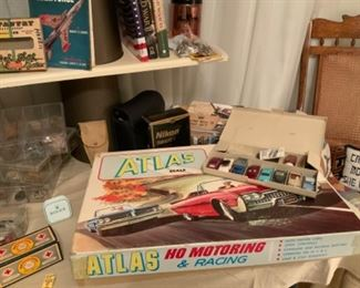 Atlas Scale Ho Motoring & Racing Track