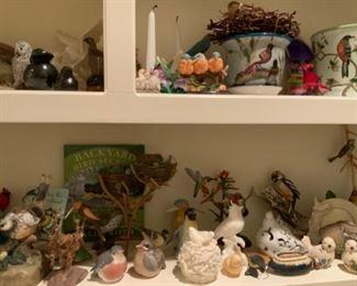Wonderful Bird Figurine Collection