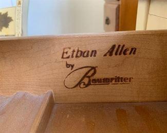 Ethan Allen Baumritter Desk