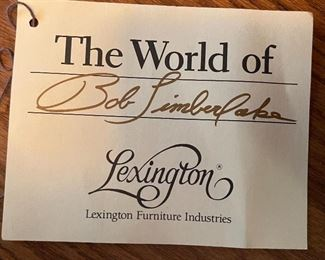 Lexington Bob Timberlake Armoire/Wardrobe88x49x24inHxWxD