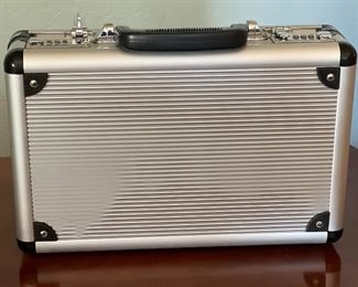 Smith & Wesson Performance Center Case S&W Aluminum9.5x14.5x4inHxWxD