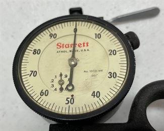 Starrett 1015B-441 Thickness Gauge