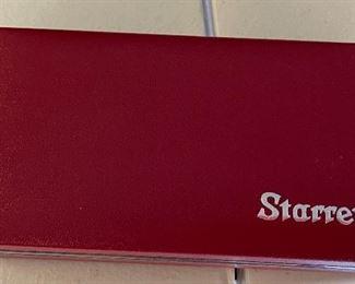 Starrett 711 Last Word Dial Test Indicator in Case