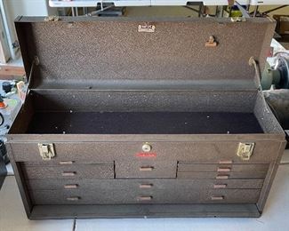 Kennedy 526 machinist Tool Chest