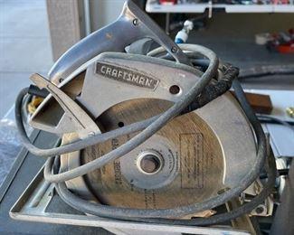 Craftsman Vintage 7in Hand Saw