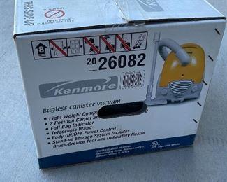 Kenmore 26082 Bagless Canister Vacuum