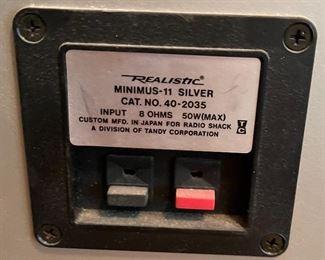 Realistic Minimus-11 Silver