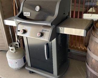 Weber Spirit Propane Grill