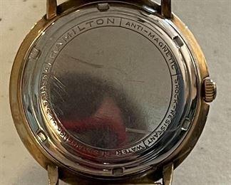 Hamilton Automatic Watch 10k Gold Fill