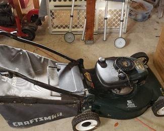 Craftsman Gas Mower