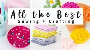 A tremendous amount of fabrics, quilting fabrics, arts and crafts, yarns, patterns, sewing, quilting and craft books, buttons, beading and etc. The 'She Shed' is full.