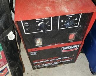 Engine Starter - Battery Charger