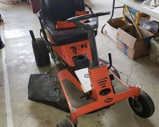 Riding Lawn Mower...yes it works.