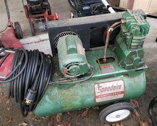Speedaire Compresser