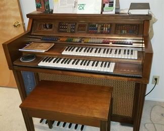 Player Organ. PRESALE on this item. $100. Call if interested.