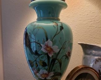 lovely antique lamps