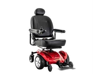 Jazzy Select 6 Power Chair - like new - one hour of use