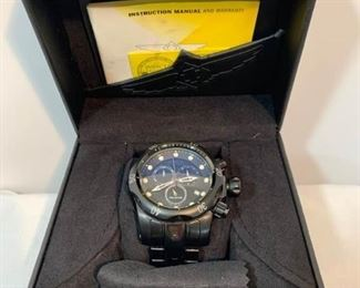 RARE INVICTA Reserve Watch