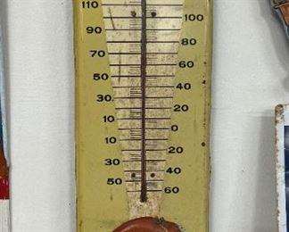 1957 Pepsi Thermometer