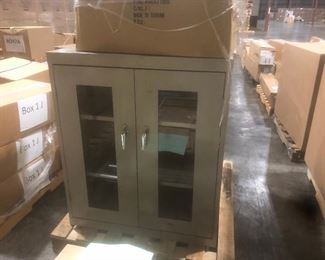 PARTS OR TOOLING CABINET