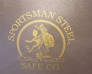 Sportsman Steel Safe