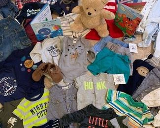 Very nice clothing. Gently used or new with tags