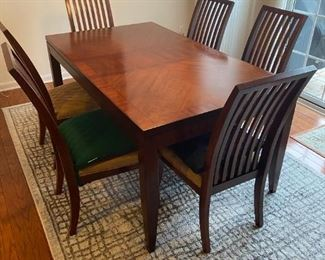 Kitchen/Dining Table and 6 Chairs $450