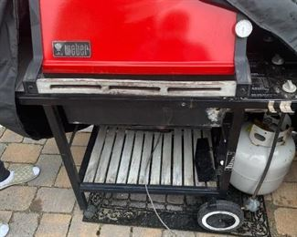 Weber Grill $125
