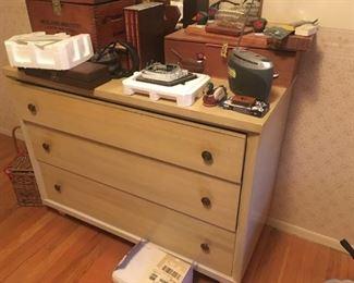 . . . a retro dresser