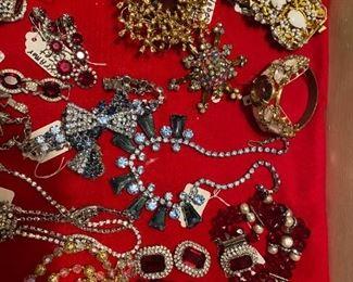 costume  name brand jewelry
