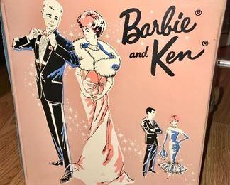 BARBIE & KEN BOX