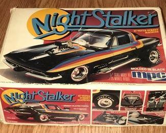 NIGHT STALKER MPC MODEL KIT