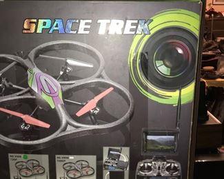 LARGE SPACE TREK DRONE