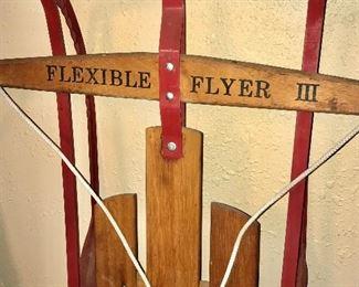 FLEXIBLE FLYER SLEDS