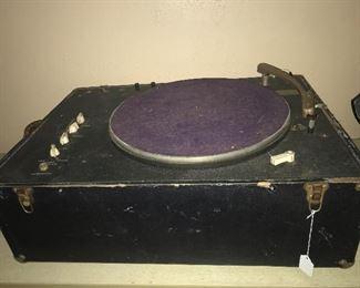 RARE ST. GERMAIN SOUND SYSTEM TRANSCRIPTION REPRODUCER