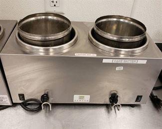 Server Twin FS food warmer 120 volt
