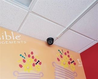 security system 5 cameras