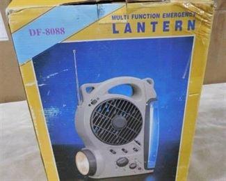 Multi function emergency lantern DF-8088