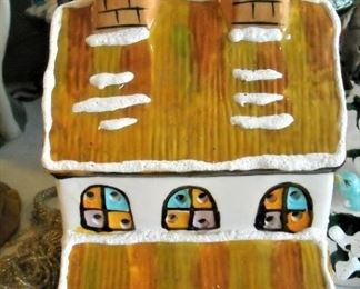 """""""One of the very first six"""" original Snow Village pieces."""