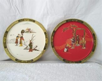 T'ang Dynasty Series Trays