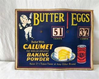 Calumet Baking Powder Advertising