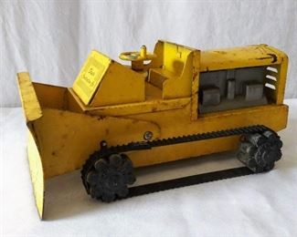 Tonka Mighty Diesel Toy