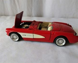 1957 Corvette Toy Car