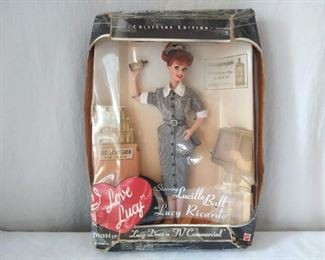 "Lucille Ball "" I Love Lucy"" Doll"