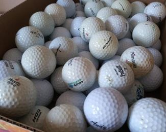 Golf Ball Lot