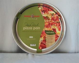 New Nordic Ware Deep Dish Pizza Pan