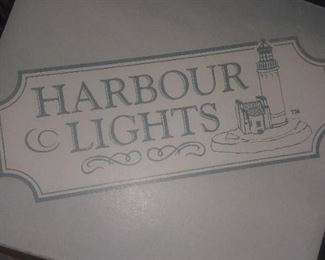 Harbor Lights boxes