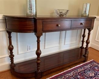 Bernhardt Console Table