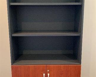 Actiu Contemporary Home Office Bookcase / Storage