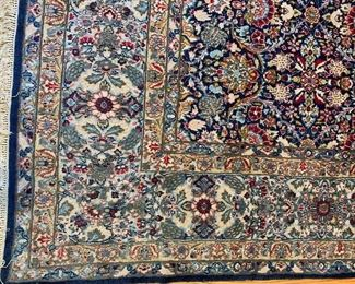 """Approx. 13'x9'8"""" Hand Woven Area Rug"""